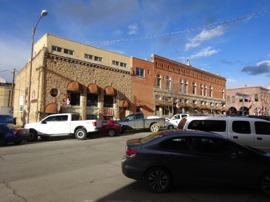 Durango, CO: downtown