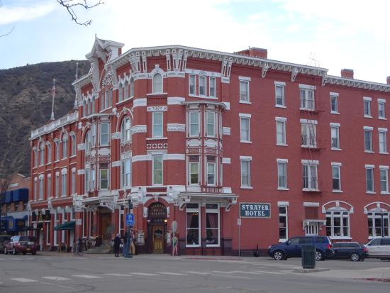 picture of historic downtown durango durango. Black Bedroom Furniture Sets. Home Design Ideas