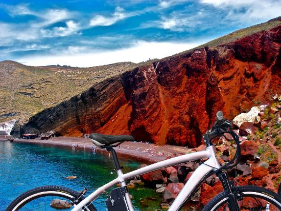 Eco Bike Santorini