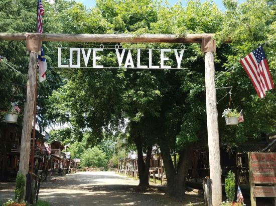 Love Valley Wild West Town