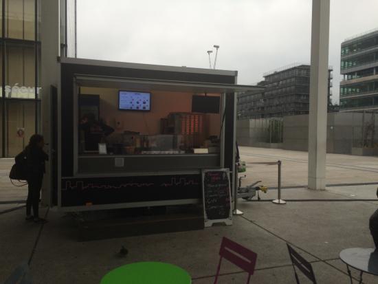 Un Igloo Dans La Ville: Paris 13 Bibliothèque François Mitterrand
