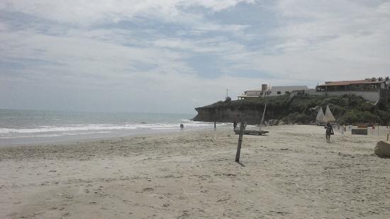 Tibau do Sul, RN: Praia das Emanuelas