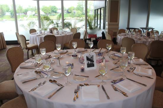 Oyster Point Hotel Bridal Shower