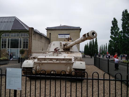 Firepower The Royal Artillery Museum : Russian Tank