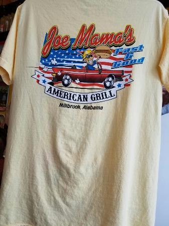 Millbrook, AL: Joe Mama's
