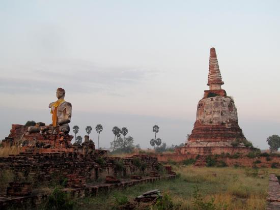 Wat Chang (Monastery of the Elephant)