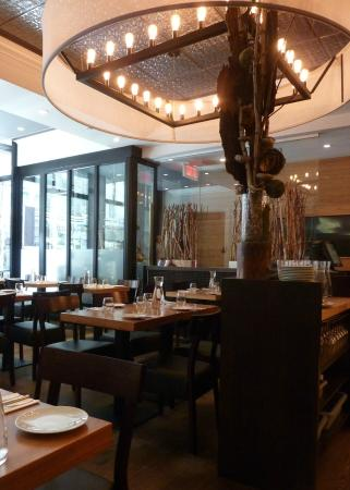 Chez Boulay Bistro Boreal Tables At