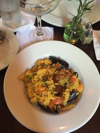 Seafood Paella - Picture of The Public Kitchen & Bar, Savannah ...
