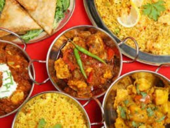 Resultado de imagen de masala indian restaurant menorca cala en blanes