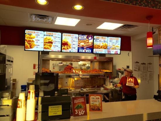 Sawyer, MI: Great new graphics video displays