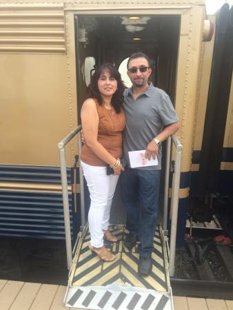 Sierra Railroad Dinner Train: Mothers Day Train Ride