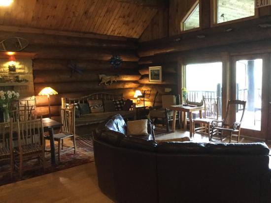 Trout Point Lodge of Nova Scotia: photo0.jpg