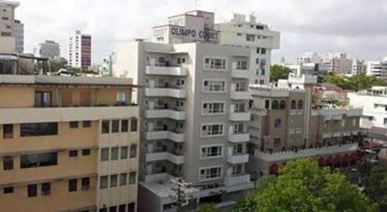Olimpo Court Hotel