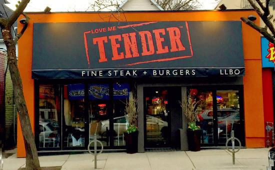 Love Me Tender Steakhouse
