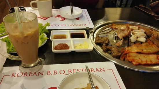Dae Jang Gum Korean Restaurant BBQ