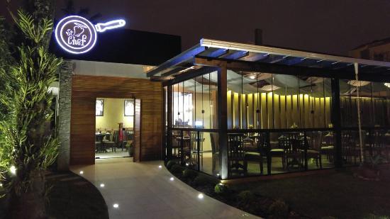Saint Chef Restaurante e Bistro: Estréia