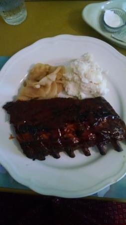 Independence, Oregón: Baby Back Ribs