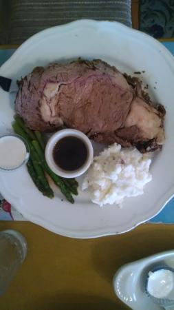 Independence, Oregón: Prime Rib