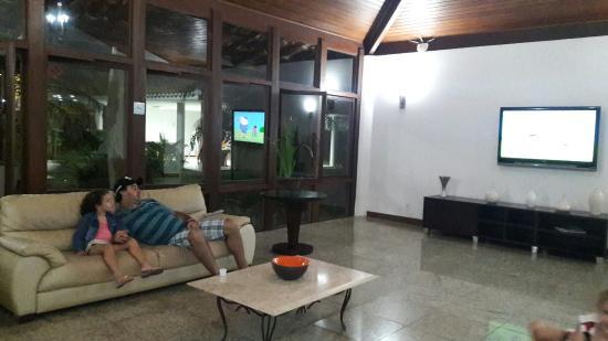 Sunshine Praia Hotel: 20160502_204927_large.jpg