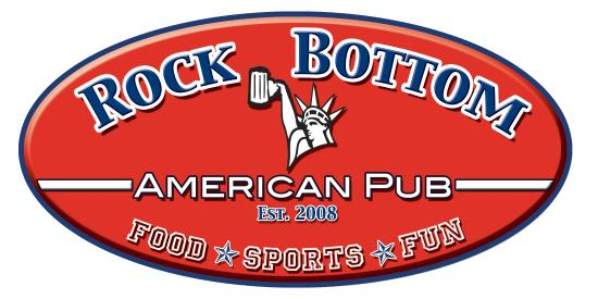‪Rock Bottom American Pub‬