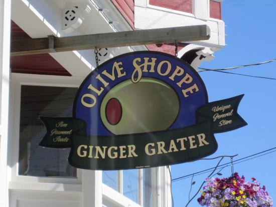 Olive Shoppe  Ginger Grater la Conner