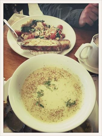 Blackheath, Αυστραλία: Good food at The Victory Cafe