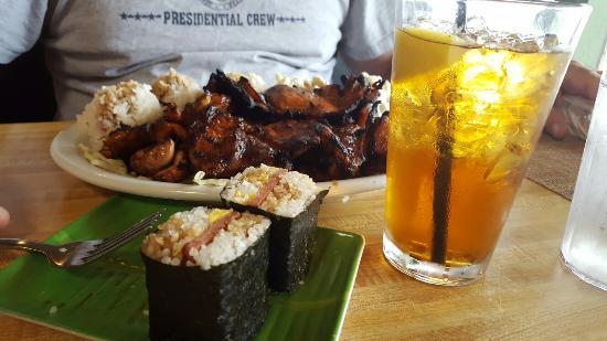 Bamboo Grove Hawaiian Grille: 20160409_123140_large.jpg