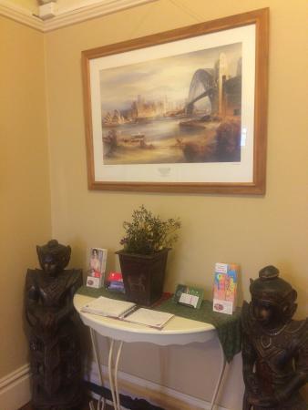 Verona Guest House : Reception 2pm-8pm