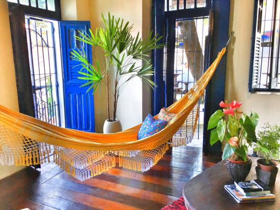 Casa Viva Amparo Hammock Living Room