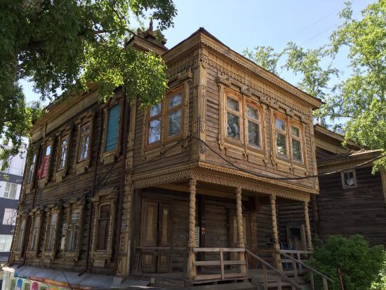 House of Semyonova