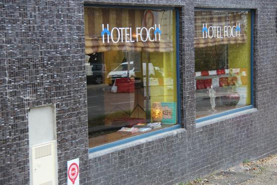Contact Hotel Foch