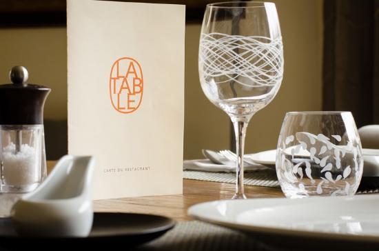 La Table - La Belle Vie