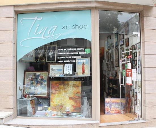 Tina Art Shop