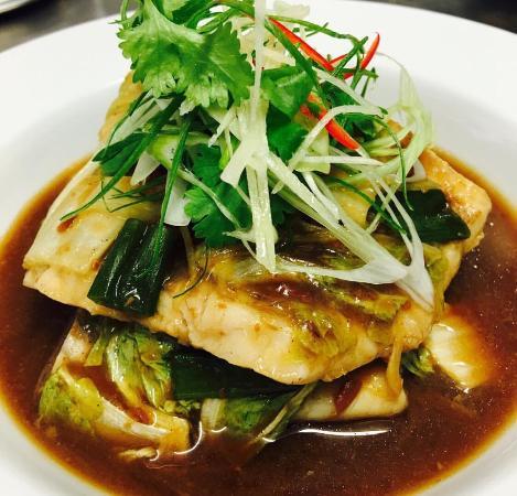 Edge Hill, Australië: Samgasat Restaurant