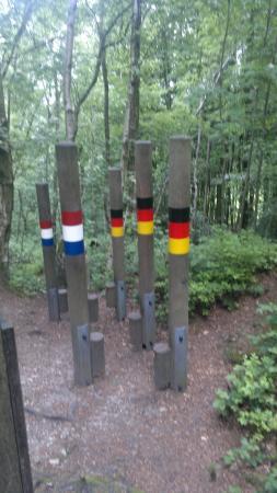 Scendendo la collina tra Germania e Ollanda - Picture of
