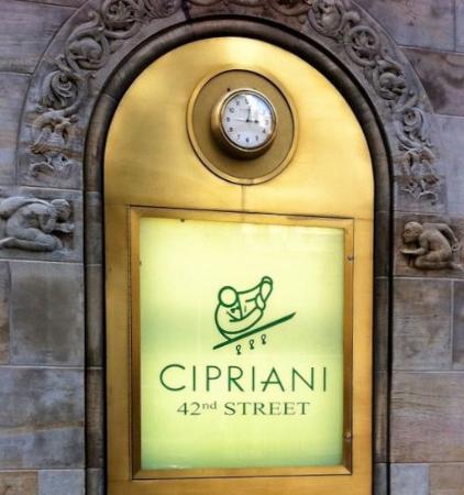 Cipriani Le Specialita : l'affiche