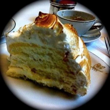 Cipriani Le Specialita : parte della la nostra colazione ...
