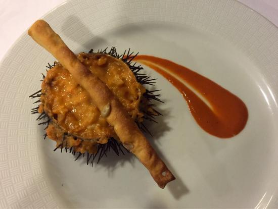 Espectacular menú degustación por tan solo 35€.