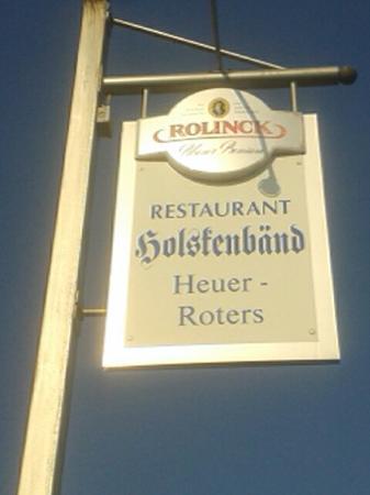 Horstmar, Deutschland: Holskenbänd