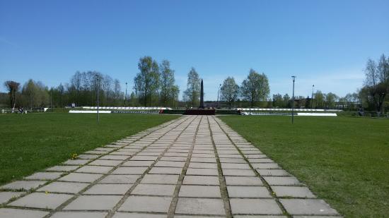Military Memorial North End