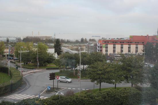 BEST WESTERN Paris CDG Airport: 部屋からの眺め