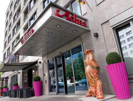 Adina Apartment Hotel Berlin Hackescher Markt: photo0.jpg