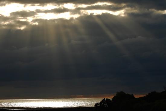 New Plymouth, Nova Zelândia: Fingers of God on the Tasman Sea along the Coastal Walkway