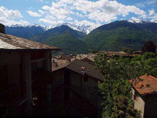 Ponte in Valtellina صورة فوتوغرافية