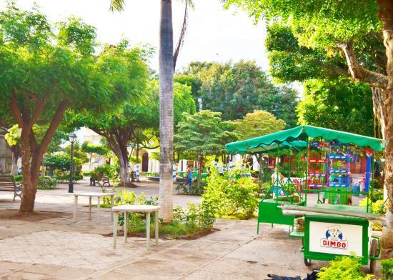 Parque Colon de Granada