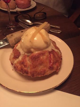 Pound Ridge, نيويورك: Rhubarb pie alamo