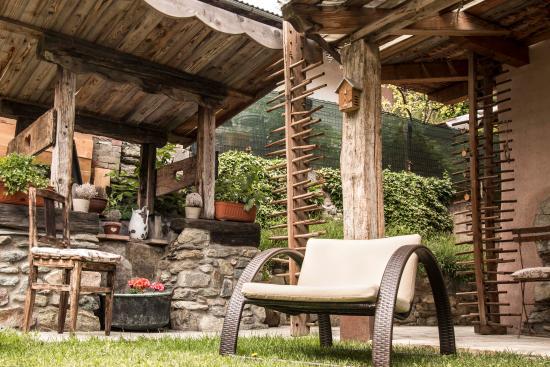 Ilcantodelbosco: giardino
