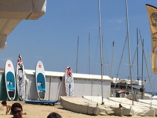 Vilassar de Mar, Spain: Supaddict Paddle Surf