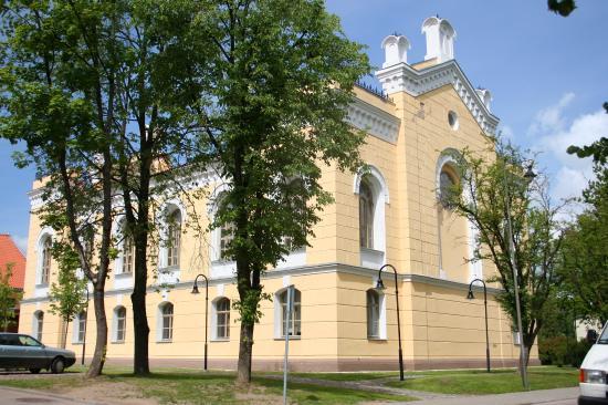 Kuldiga Library
