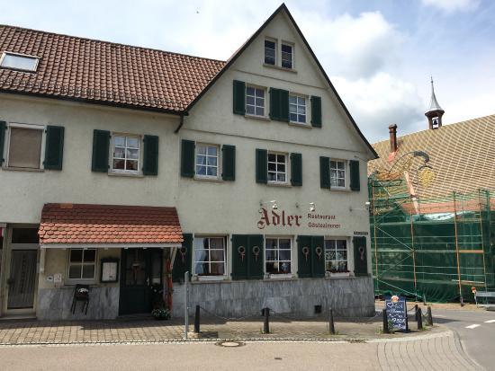 Bad Friedrichshall, Γερμανία: Adler